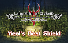 Labyrinth of Refrain: Coven of Dusk - Meel's Best Shield Badge