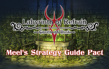 Labyrinth of Refrain: Coven of Dusk - Meel's Strategy Guide Pact Badge
