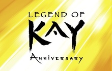 Legend of Kay Anniversary Badge