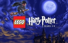 LEGO Harry Potter: Years 1-4 Badge