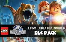 LEGO Jurassic World: Jurassic World DLC Pack Badge