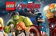 LEGO® MARVEL's Avengers Badge