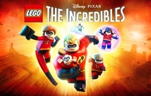 LEGO The Incredibles Badge