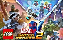 LEGO® Marvel Super Heroes 2 Badge