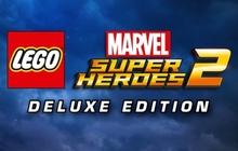 LEGO® Marvel Super Heroes 2 - Deluxe Edition Badge