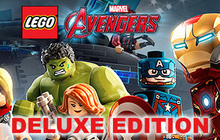LEGO® MARVEL's Avengers Deluxe Edition Badge