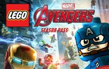 LEGO® MARVEL's Avengers Season Pass Badge