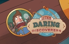 Lethis: Daring Discoverers Badge