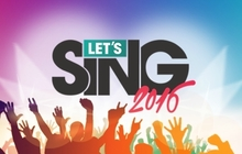 Let's Sing 2016 Badge