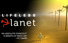 Lifeless Planet Premier Edition Badge