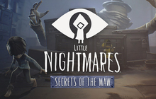 Little Nightmares - Secrets of the Maw Expansion Pass Badge