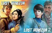 Lost Horizon Double Pack Badge