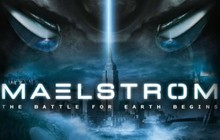 Maelstrom: The Battle for Earth Begins Badge