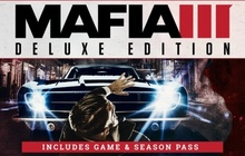 Mafia III Digital Deluxe Edition Badge