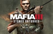 Mafia III - Stones Unturned Badge
