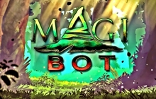 Magibot Badge