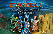 Magicka 2: Cardinal Points Superpack Badge