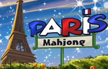 Mahjong Adventure - Paris Badge