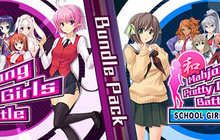 Mahjong Pretty Girls Battle Bundle Pack Badge