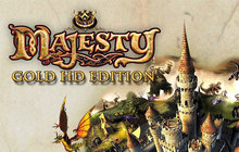 Majesty Gold HD Badge