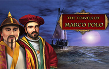 The Travels of Marco Polo Badge