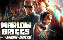 Marlow Briggs and the Mask of Death Badge
