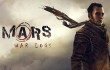 Mars: War Logs Badge