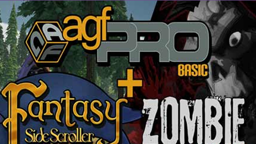 Axis Game Factory's AGFPRO + ZOMBIE + FANTASY + BATTLEMAT