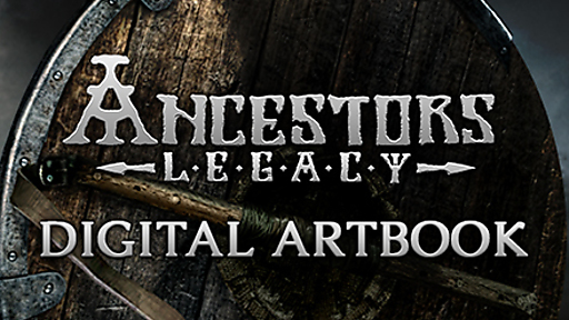 Ancestors Legacy Digital Artbook