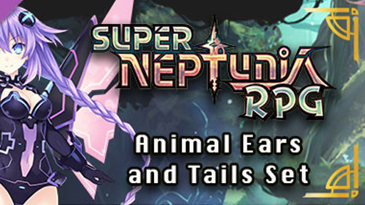 Super Neptunia RPG - Animal Ears and Tails Set DLC