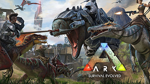 ARK: Survival Evolved | wingamestore com