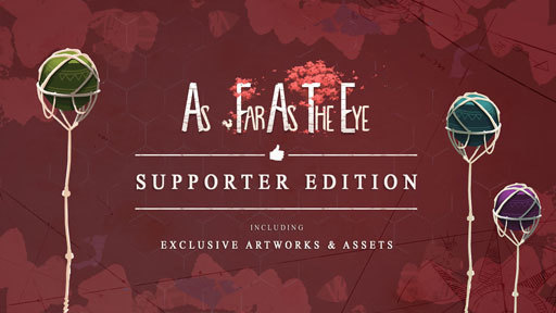 As Far As The Eye - Supporter Pack