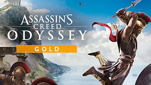 Assassin's Creed Odyssey - Gold Edition