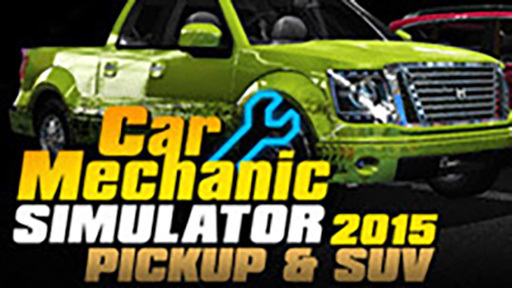 Car Mechanic Simulator 2015 Pickup & SUV DLC