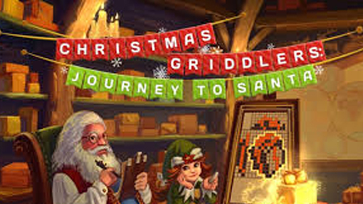 Christmas Griddlers Journey To Santa
