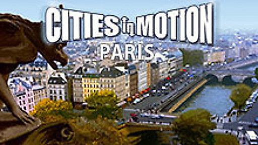 Cities in Motion: Paris
