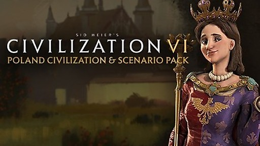 Sid Meier's Civilization® VI: Poland Civilization & Scenario Pack