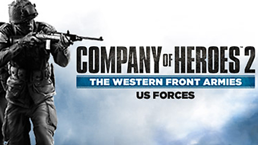 Company of Heroes 2 - The Western Front Armies - US Forces