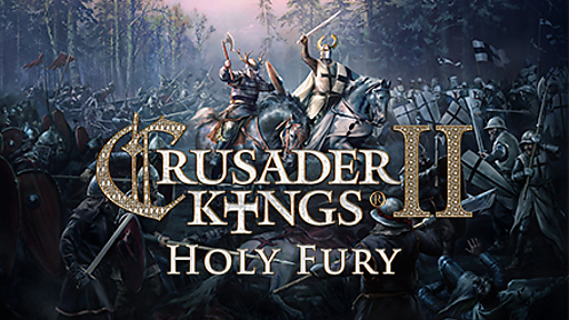 Crusader Kings II: Holy Fury | wingamestore com