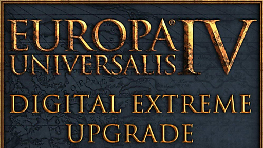 Europa Universalis IV: Digital Extreme Edition Upgrade Pack