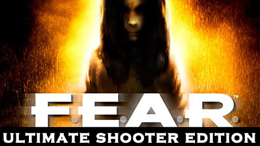 F.E.A.R.- Ultimate Shooter Edition