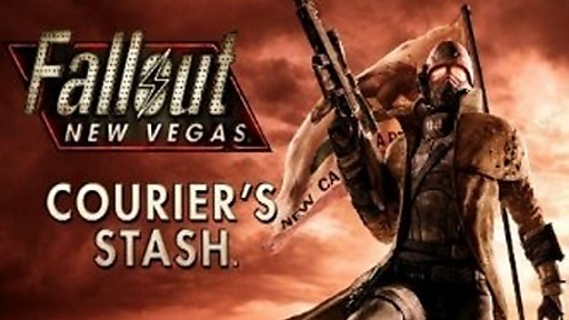 Fallout New Vegas: Couriers Stash