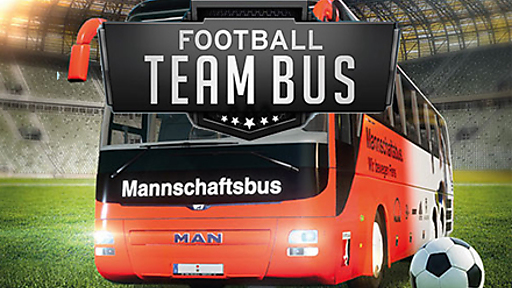 Fernbus Simulator - Football Team Bus