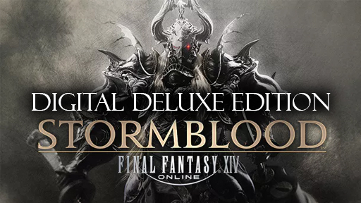 FINAL FANTASY XIV: Stormblood DIGITAL DELUXE EDITION | wingamestore com