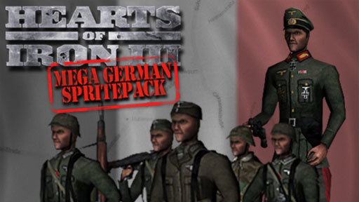 Hearts of Iron III: German Infantry Pack