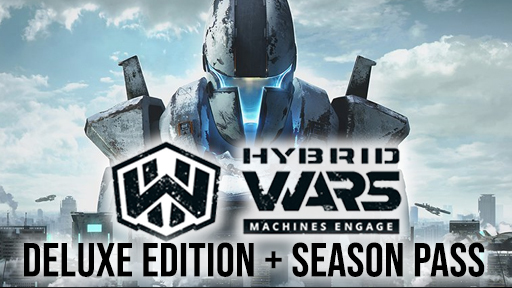Hybrid Wars Deluxe Edition + Season Pass
