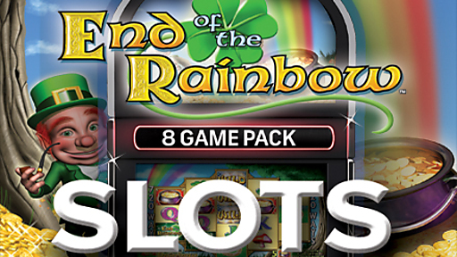 IGT Slots End of the Rainbow 8-Pack