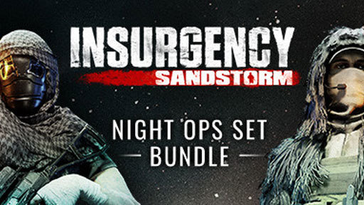 Insurgency: Sandstorm - Night Ops Set Bundle