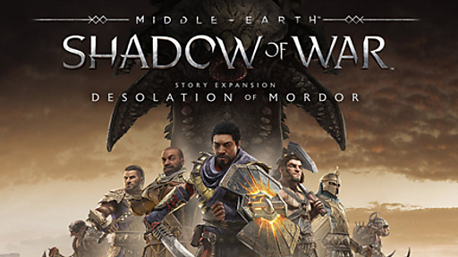 Middle-earth: Shadow of War The Desolation of Mordor