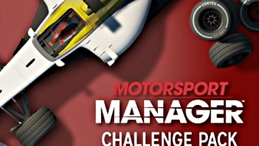 Motorsport Manager - Challenge Pack